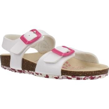 Buty Dziewczynka Sandały Garvalin 202663 Biały