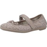Buty Dziewczynka Derby & Richelieu Vulladi 6400 Beżowy