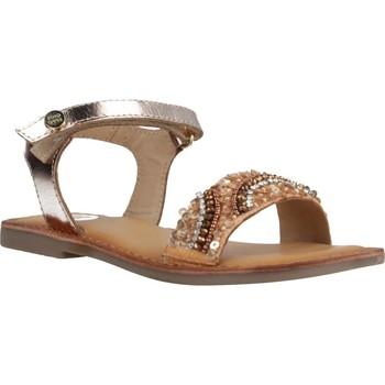 Buty Dziewczynka Sandały Gioseppo 58936G Brązowy