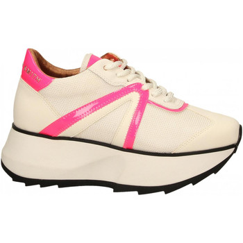 Buty Damskie Trampki niskie Alexander Smith CHELSEA white-fluo-pink