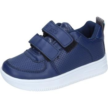 Buty Chłopiec Trampki niskie Ellesse sneakers pelle sintetica Blu