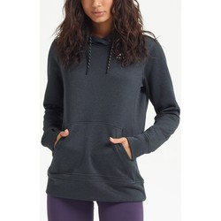 tekstylia Damskie Bluzy Burton Women's Oak PO Hoodie True Black Heather