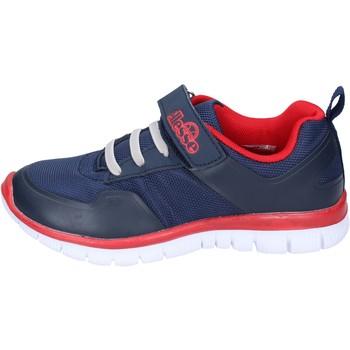 Buty Chłopiec Trampki niskie Ellesse sneakers tessuto Blu