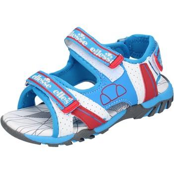 Buty Chłopiec Sandały Ellesse BN675 Niebieski