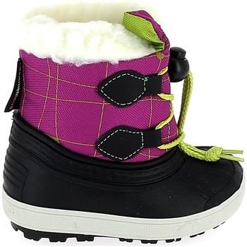 Buty Śniegowce Elementerre Appleton BB Rose Vert Różowy