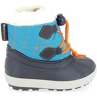 Buty Śniegowce Elementerre Appleton BB Turquoise Niebieski