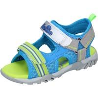 Buty Chłopiec Sandały Ellesse BN679 Niebieski
