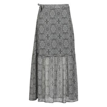 tekstylia Damskie Spódnice Ikks BR27085 Czarny