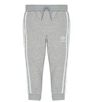 tekstylia Dziecko Spodnie dresowe adidas Originals TREFOIL PANTS Szary
