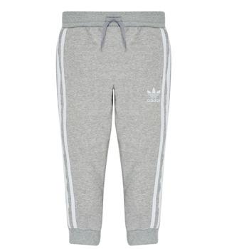 tekstylia Chłopiec Spodnie dresowe adidas Originals TREFOIL PANTS Szary