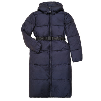 tekstylia Dziewczynka Kurtki pikowane Emporio Armani 6H3L01-1NLYZ-0920 Marine