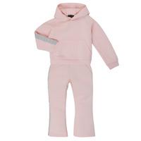 tekstylia Dziewczynka Zestawy dresowe Emporio Armani 6H3V01-1JDSZ-0356 Różowy