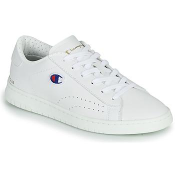 Buty Trampki niskie Champion COURT CLUB PATCH Biały / Beżowy
