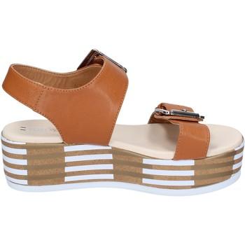 Buty Damskie Sandały Tredy's Sandały BN757 Brązowy