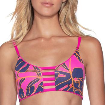 tekstylia Damskie Bikini: góry lub doły osobno Maaji 3149SBR01 670 Różowy