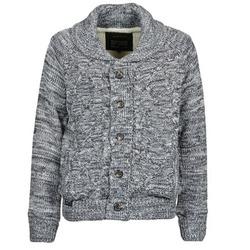 tekstylia Męskie Swetry rozpinane / Kardigany Redskins COREY Szary