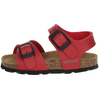 Buty Chłopiec Sandały Grunland SB0027-40 'Czerwony