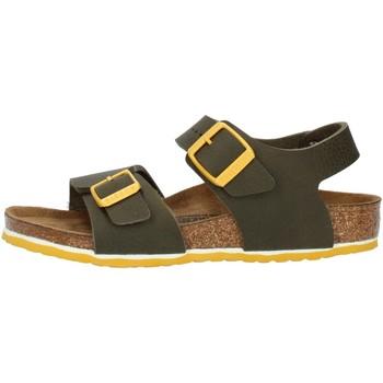 Buty Chłopiec Sandały Birkenstock 1015754 Zielony