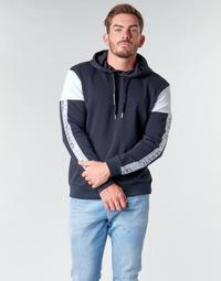 tekstylia Męskie Bluzy Armani Exchange 6HZMFD Czarny / Biały