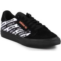 Buty Męskie Trampki niskie adidas Originals Buty lifestylowe Adidas Continental Vulc EG8778 czarny, biały