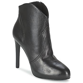 Buty Damskie Low boots Ash BLOG Czarny
