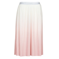 tekstylia Damskie Spódnice Only ONLDIPPY Biały