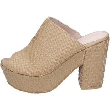 Buty Damskie Sandały Sara Lopez BN797 Beżowy