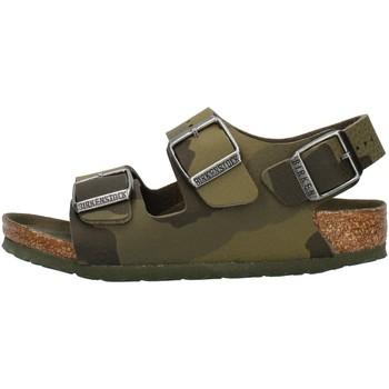 Buty Chłopiec Sandały Birkenstock 1014590 Zielony