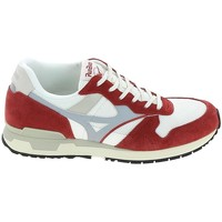 Buty Trampki Mizuno Genova Blanc Rouge Biały