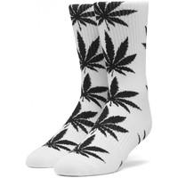 Dodatki Męskie Skarpety Huf Socks plantlife Biały