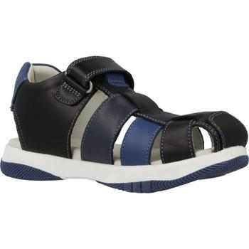 Buty Chłopiec Sandały Garvalin 202458 Czarny
