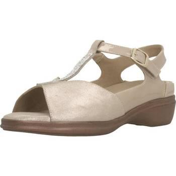 Buty Damskie Sandały Piesanto 200407 Beżowy