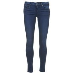 tekstylia Damskie Krótkie spodnie Pepe jeans LOLA Niebieski