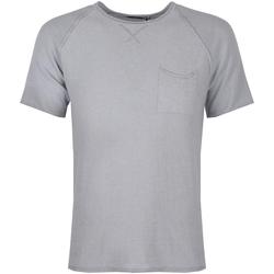 tekstylia Męskie T-shirty z krótkim rękawem Xagon Man  Szary