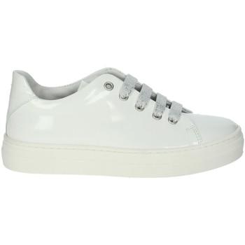 Buty Dziewczynka Trampki niskie Le Petit Bijou 6397LPB 'Biały