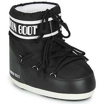 Buty Damskie Śniegowce Moon Boot MOON BOOT CLASSIC LOW 2 Czarny