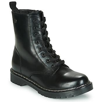 Buty Damskie Buty za kostkę MTNG 50192-C47638 Czarny