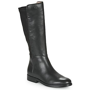 Buty Dziewczynka Kozaki Acebo's 9864-NEGRO-T Czarny