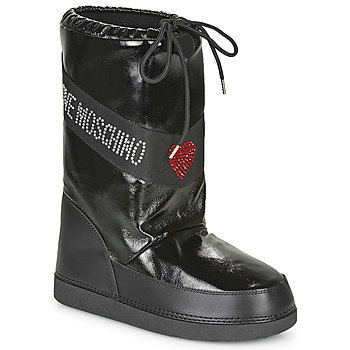 Buty Damskie Śniegowce Love Moschino JA24022G1B Czarny
