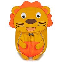 Torby Dziecko Plecaki Affenzahn LENA LION Pomarańczowy