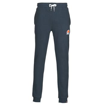 tekstylia Męskie Spodnie dresowe Ellesse OVEST Marine