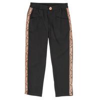 tekstylia Dziewczynka Spodnie z pięcioma kieszeniami Ikks XR22012 Czarny