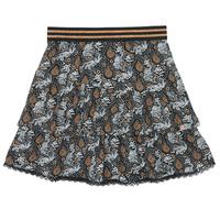 tekstylia Dziewczynka Spódnice Ikks XR27082 Czarny