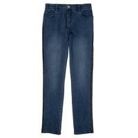tekstylia Dziewczynka Jeansy slim fit Ikks XR29062 Niebieski