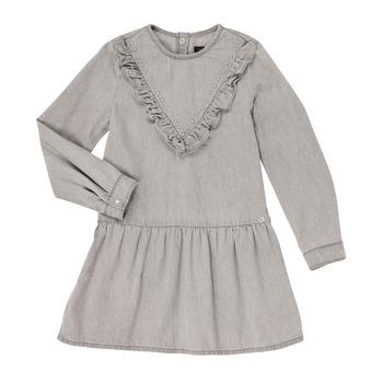 tekstylia Dziewczynka Sukienki krótkie Ikks XR30022 Szary