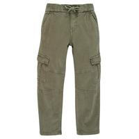 tekstylia Chłopiec Spodnie bojówki Ikks XR22033 Kaki