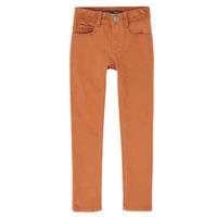 tekstylia Chłopiec Jeansy slim fit Ikks XR29013 Brązowy