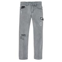 tekstylia Chłopiec Jeansy slim fit Ikks XR29123 Szary