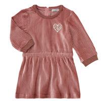 tekstylia Dziewczynka Sukienki krótkie Ikks XR30120 Różowy