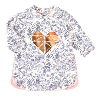 tekstylia Dziewczynka Sukienki krótkie Ikks XR30140 Biały